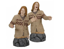 SDCC 2008 Gentle Giant Exclusive: HARRY POTTER - Weasley Twins Mini Busts, NEW