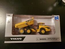 New Dumpers Dumper Structured Volvo 6X6 a 0.9oz New Ray 5 1/2in Long