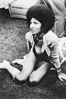 Pam Grier busty bra top photo Coffy 11x17 Mini Poster