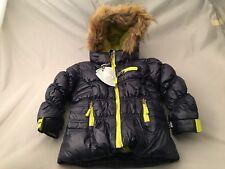 BURBERRY Boys Coat Burgundy Jacket 10 Y