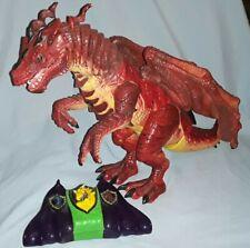 Animal Planet Wireless Remote Control Dragon by Jasman-Walking & Roaring!