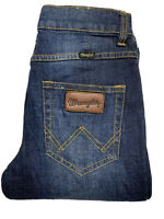 Wrangler Womens Bootcut Blue Jeans Size 10 Short