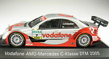 MINICHAMPS - AMG Mercedes-Benz C-Class - DTM 2005 - Schneider - NEU in OVP -1:43