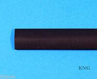 "12.7mm x 3m Heat Shrink Black Heatshrink 12mm Cable Sleeving Insulation 1/2"""