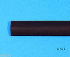 "12.7 mm x 3 m Heat Shrink Black Heatshrink 12 Mm Câble Gaine Isolation 1/2"""