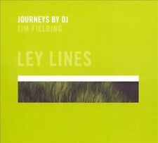 Ley Lines: Journeys by DJ by Timothy Fielding (CD, Nov-2004, Journeys By DJ)