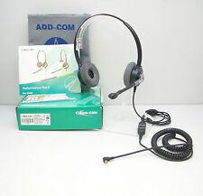 ADD880-06 Headset for Cisco SPA303 504 508 921 922 941 942 & Polycom 320 330 331