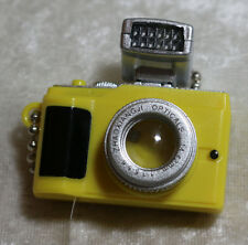 Doll size 1/3 scale DSLR Camera SD MSD BJD Dollfie Yellow American Girl lens