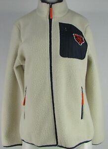 Chicago Bears NFL G-III Women's Full-Zip Fleece Jacket