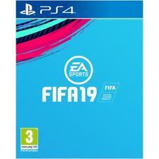 Videogame Video Gioco Calcio FIFA 19 EA Sports Ps4 Playstation4