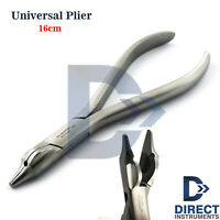 Dental Universal Pliers 16cm Orthodontic Cutter Wire Bending Holding Braces New