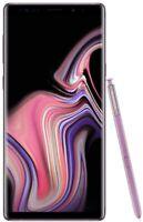 "Samsung Note 9 N960F 128GB/6GB RAM (UNLOCKED) 6.4"" Purple Lavender"