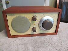 Tivoli Audio Henry Kloss Model One Radio w/wood case WORKS GREAT