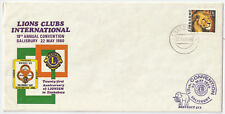 Zimabawe 1980 FDC Lions Clubs International Annual Convention SALISBURY May 22