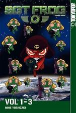 Sgt. Frog: Volumes 1-3 Collection-ExLibrary