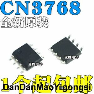 5PC  CN3768 new patch SOP8 4A12V lead-acid battery charge management chip IC