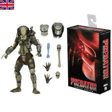 "NECA Jungle Hunter Predator Ultimate 7"" Action Figure 1:12 Predators Modell Toys"