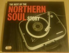 The Best Of Northern Soul Story 2CD Greatest Hits Essential Collection