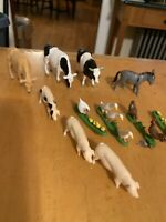 britains cows ducks & more large lot  1980's P80
