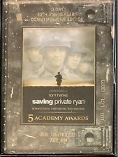 Saving Private Ryan (Dvd, 2004, 2-Disc Set, D-Day 60th Anniversary) No Top Cover