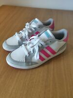 Adidas Daily Wear Sports Junior / Ladies Light Trainers Sneakers Size 5 UK