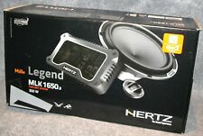 HERTZ MLK   2 way Component Mille Legend Speaker set           MLK1650.3     NEW
