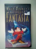 Walt Disney's Masterpiece Fantasia VHS