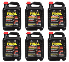 Peak Final Charge Global 50/50 Coolant/Antifreeze; Case of 6 - 1 gallon jugs