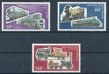 STAMP / TIMBRE DU NIGER NEUF ** LOCOMOTIVES