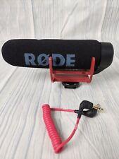 RODE VideoMic GO 3.5MM Lightweight On-Camera Microphone W/ Mount
