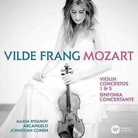Vilde Frang - Mozart Violin Concertos (NEW CD)