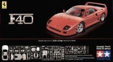 Coches, camiones y furgonetas de automodelismo y aeromodelismo F40 Ferrari