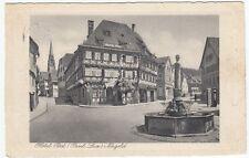 Zwischenkriegszeit (1918-39) Kleinformat Post Ansichtskarten aus Deutschland