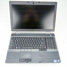 Dell Latitude E6530 i7-3520M 2.90 GHZ 8GB RAM 120GB SSD 1080 Win 10