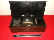 Antique(original) Circa 1800s Swiss Music Box.