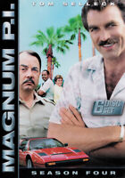 Magnum P.I. - The Complete Season 4 (Keepcase) New DVD