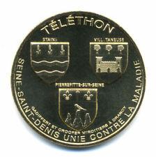 93 DRANCY Téléthon, 2021, Monnaie de Paris