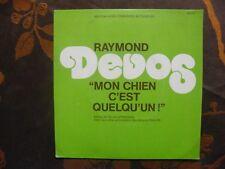 EP PROMO RAYMOND DEVOS - Mon Chien C'Est Quelqu'un+2 / Métadier 280176 (1973) Fr