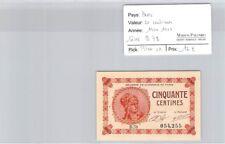 BILLET CHAMBRE DE COMMERCE PARIS - 50 CENTIMES - 1920/1922 - SÉRIE B 78
