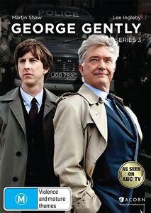 George Gently : Series Season 3 (DVD, 2015) New  Region 4