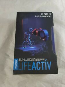 Lifeproof LIFEACTÍV Bike + Bar Mount with Quickmount Brand New