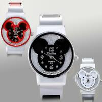 2017 Disney Mickey Mouse Bracelet Watches Women Wristwatches Ladies Quartz Watch