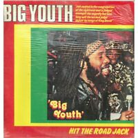 Big Youth LP Vinyl Hit the Road Jack/ Out St 25025 Sealed