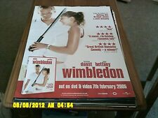 Wimbledon (kirsten dunst, paul bettany) Movie Poster A2