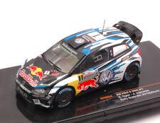 VW Polo WRC  Rally Australia 2016 S.Ogier-Ingrassia 1/43 RAM650 Ixo