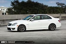 Mercedes-Benz C63 AMG BC Forged 19 Inch Modular 2 Piece Custom Wheel Package