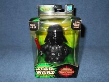 2001 STAR WARS POWER OF THE JEDI SUPER DEFORMED DARTH VADER FROM JAPAN - NEW