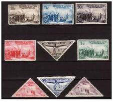 1935  SOCIEDAD COLOMBISTA PANAMERICANA NO EXPENDIDOS MNH