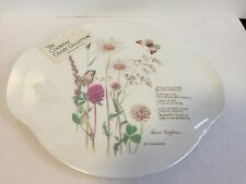 Vintage Richard Webb Country Diary Collection Plastic Trivet - MINT