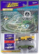 Johnny Lightning Indianapolis 500 Johnny Rutherford & 1974 Hurst Olds MOC 1996
